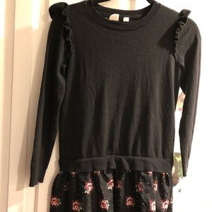 Gap , size 12 , sweater dress